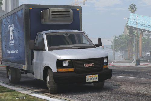 2004 GMC Savana Box Truck [Replace | Unlocked]