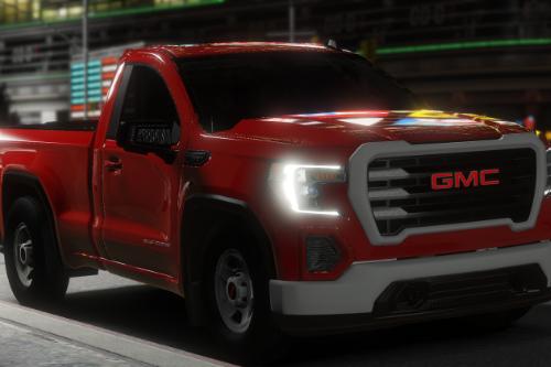 GMC Sierra 2020 [Replace]