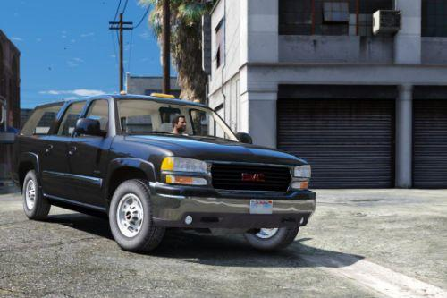 GMC Yukon XL 2003  [Add-On | Replace | Livery | Extras | Template]