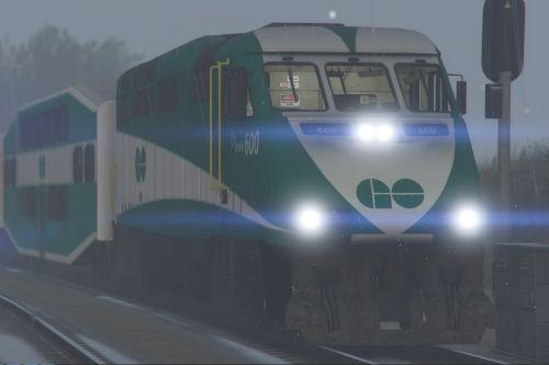 Go Transit Livery for Walter's Overhauled Trains