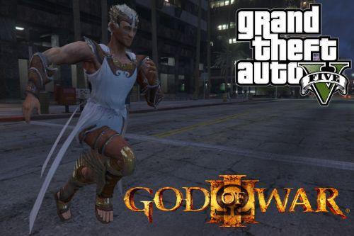 Hermes, Speed God (The Annoying Pest) (GOD of WAR 3)