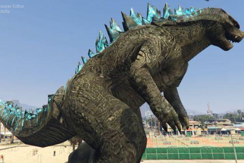 Godzilla (Full Animation)