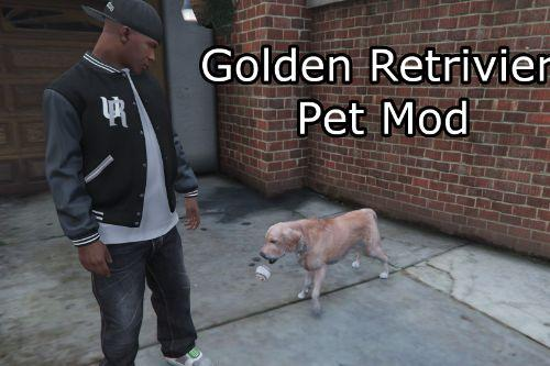 Golden Retriever Pet Mod