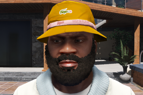 Golf le Fleur* / Golf Wang x Lacoste Bucket Hat (For Franklin)