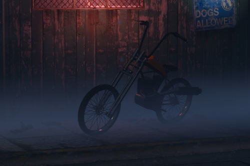 Gomez Motorized Pedalbike [Add-On | FiveM | Template]