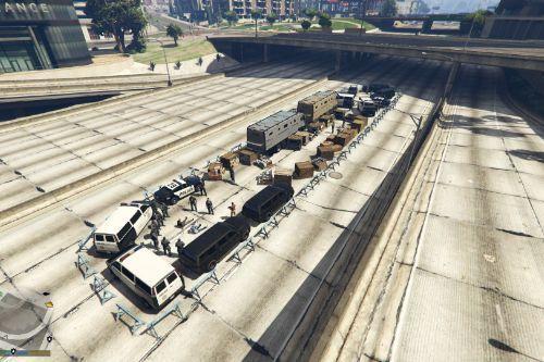 Goods Transportation Gone Wrong
