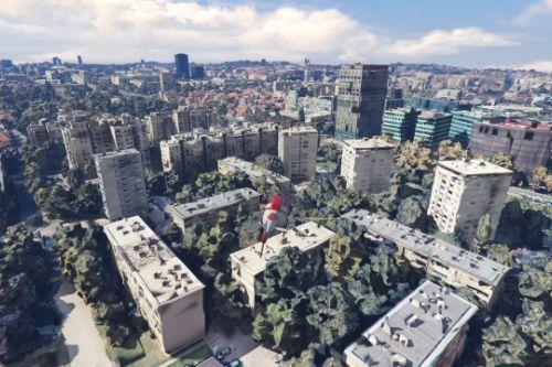 Google Maps Zagreb V
