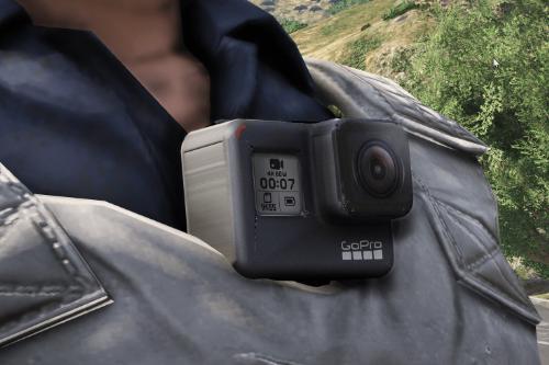 GoPro Hero 7 Bodycam - EUP