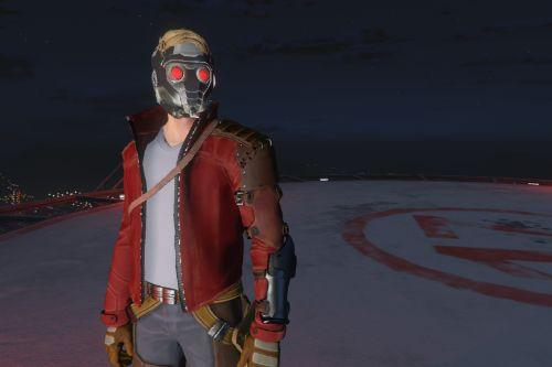 GOTG Star-lord [Add-On Ped]