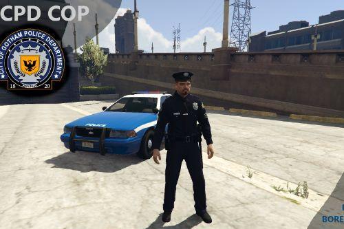 Gotham City COP | GCPD