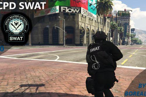 Gotham City SWAT | GCPD