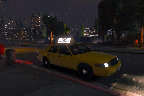 Gotham City Taxi Service