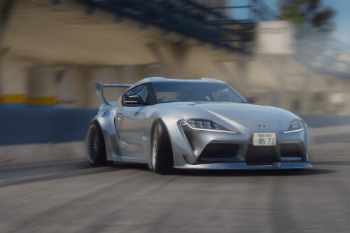 Toyota Supra GR [Add-On | Tuning]