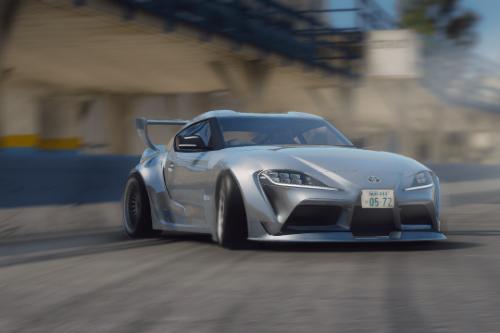 Toyota Supra GR [Add-On | Tuning]