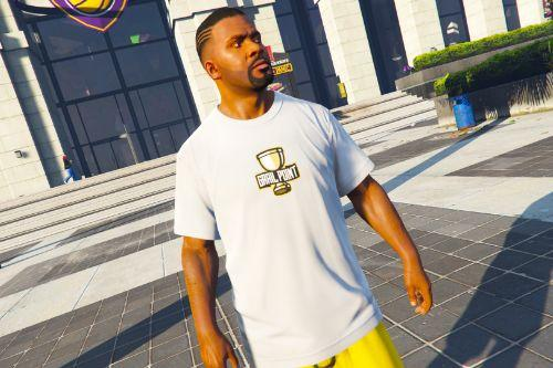 Grail Point T-Shirt for Franklin