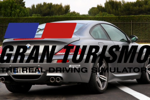 Gran Turismo Mod - Real Simulation Handling for BMW M6 E63 and Sound & Physics