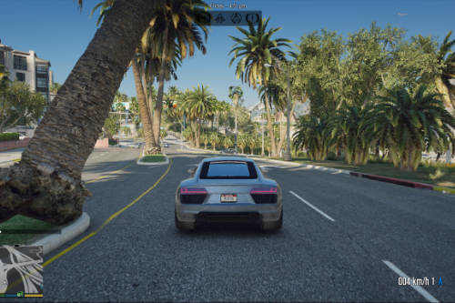 Grand Theft Auto Palms  (GTA Remastered)