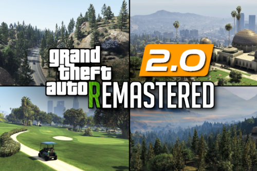 GTA V Remastered [Add-On]
