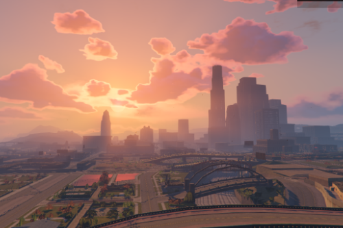 Grand Theft Auto V: San Andreas