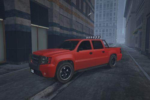 Declasse Granger Truck