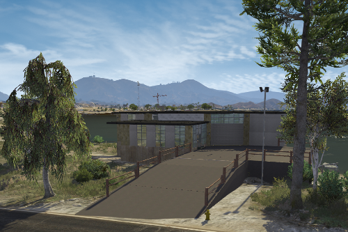 Grapeseed Auto shop [Map Editor & YMAP]