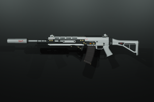 Grau 5.56 from COD:MW