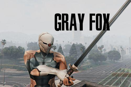 Gray Fox (Cyborg Ninja) [Add-On Ped]