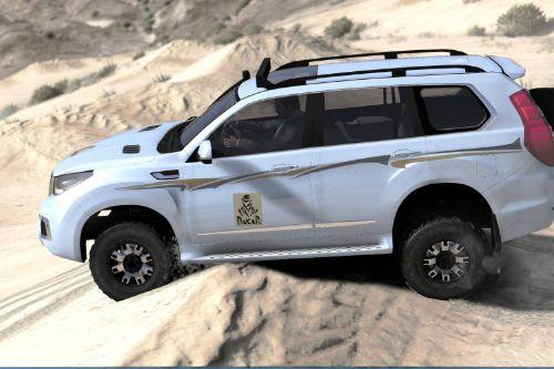 Great Wall Haval H9 Offroad [Add-On | Tuning | Liveries]
