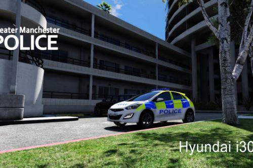 Greater Manchester Police 4K- Hyundai i30 IRV