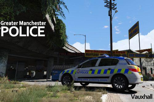 Greater Manchester Police 4K - Vauxhall Astra