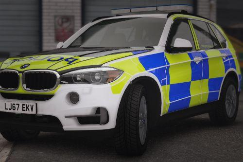 Greater Manchester Police X5 F15 (Traffic)