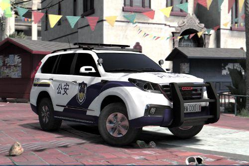 Great Wall Haval H9 Police [Replace]