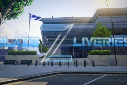 Greek Police Station Retexture for Mission Row