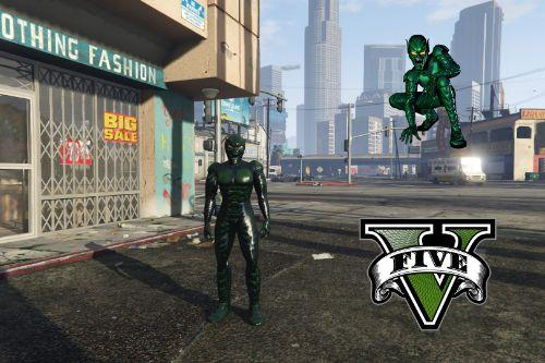 Green Goblin [Add-On Ped]