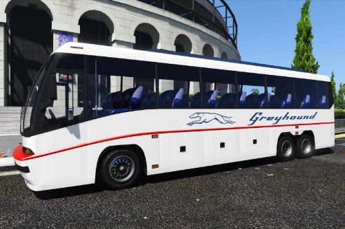 Greyhound Coach Livery