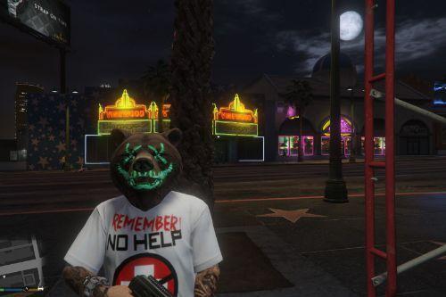 Grim Bear Purge Mask