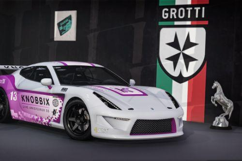 Grotti Carbonizzare - Improved & Mapped [Add-On | Liveries | Template | Tuning]