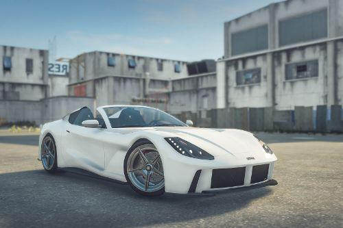 Grotti Itali GTO Spider [Add-On | Tuning]