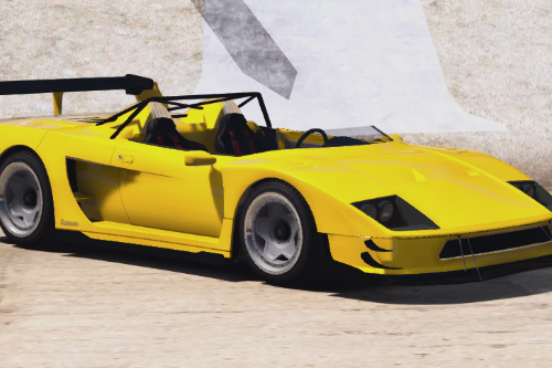 Grotti Turismo Classique Spyder LM [Add-On | Tuning | Extras]
