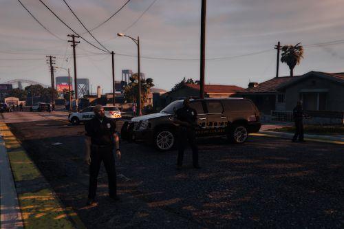 Grove Street Police Raid 2.0
