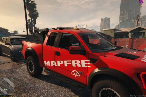 Grua asistencia en carretera Mapfre España