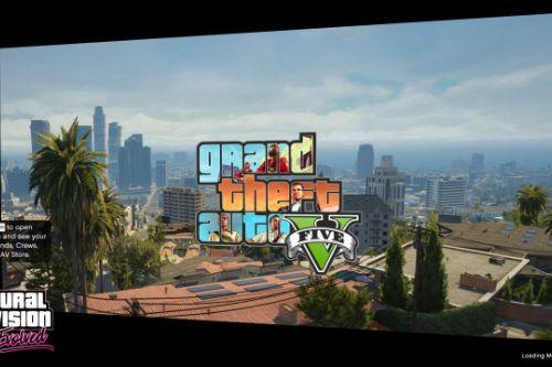 NEW GTA 5 Loading Screen