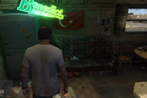 Gta 5 TURKİSH TEXTURE PACK (TREVOR'S HOUSE)[OIV]