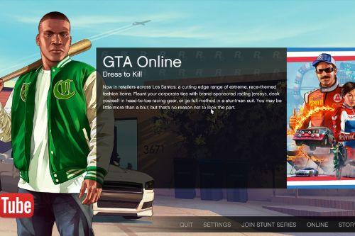 Gta 5 Youtube Loading Screen Logo