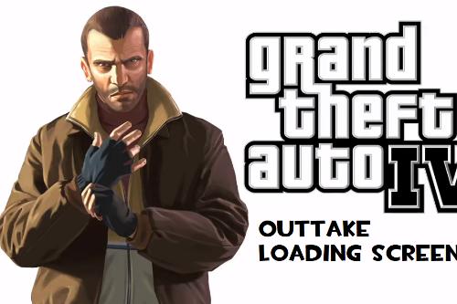 GTA IV Loadout Screen Music (outtake)