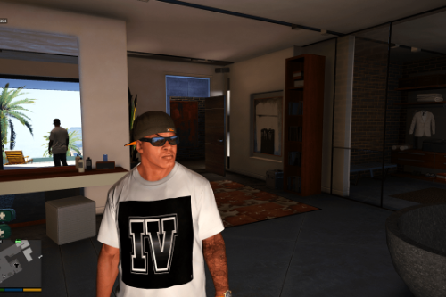GTA IV Logo Shirt