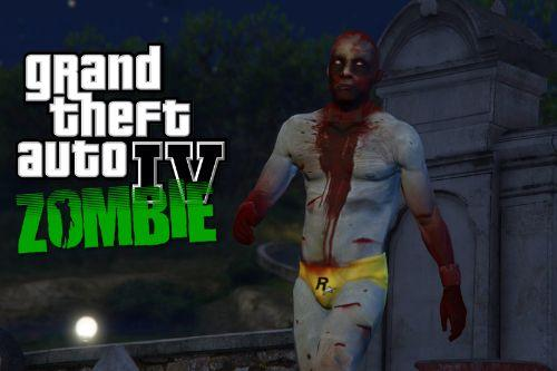 GTA IV Multiplayer Zombie