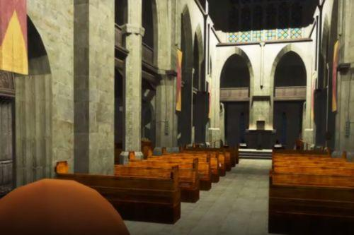 [MLO] GTA IV Suffolk Church Interior [Add-On / FiveM]