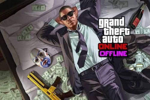 GTA ONLINE - OFFLINE (WIP)