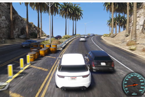 GTA Remastered (More Palms) [Add-On]